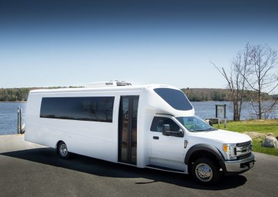28 Passenger Executive Berkshire Mini Coach