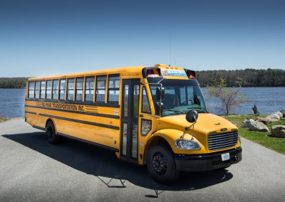 48 Passenger Yellow School Bus 1